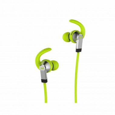 Auricular Monster iSport Victory verde