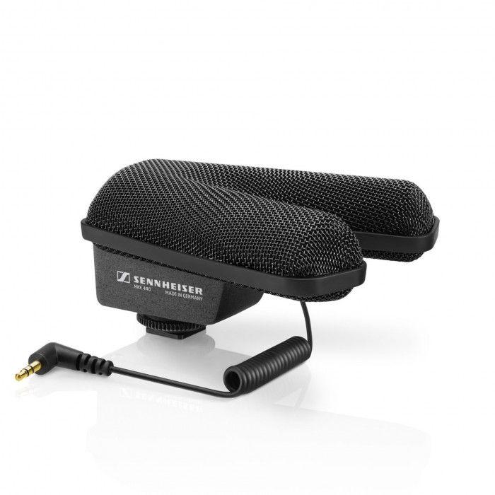 Microfone Stereo para Sennheiser MKE 440
