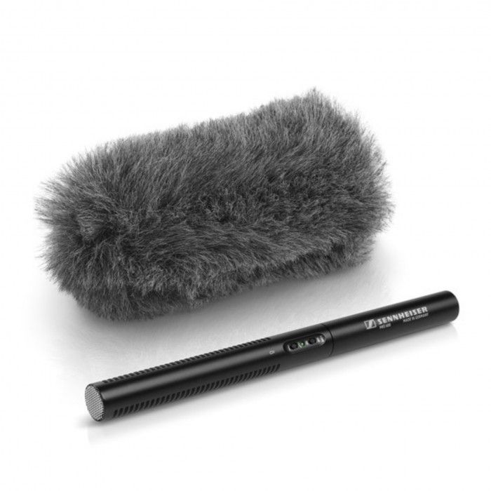 Microfone direcional para camara de vídeo Sennheiser MKE 600