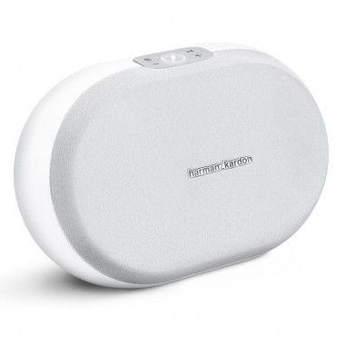 Coluna Wireless Harman Kardon Omni 20 Plus Branca