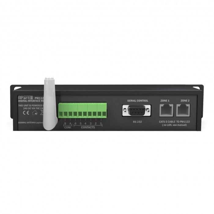 Interface de controlos remoto digital Apart PM1122INT