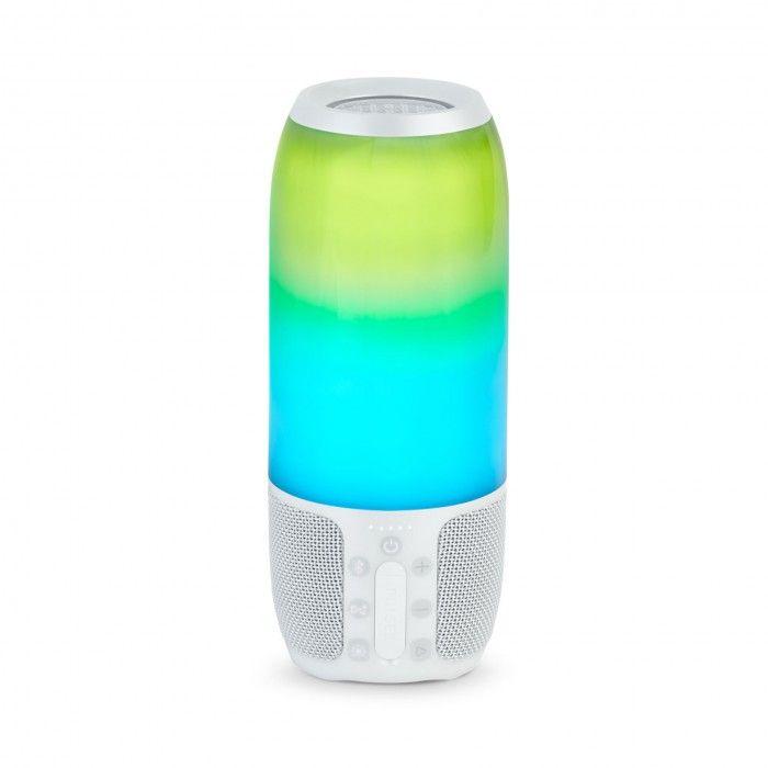 Coluna Bluetooth JBL Pulse 3 Branca