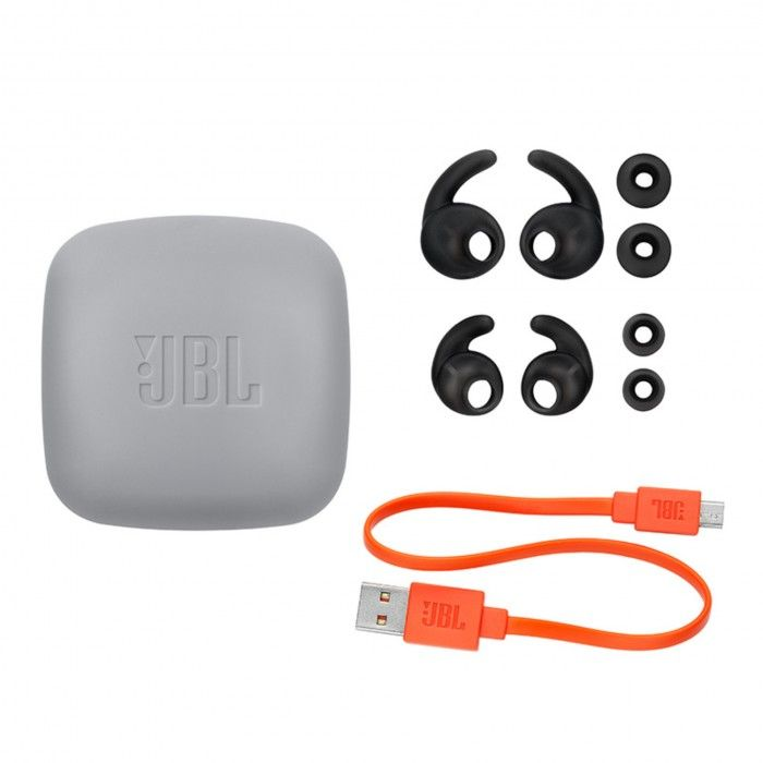 Auriculares JBL Reflect Mini 2 Pretos