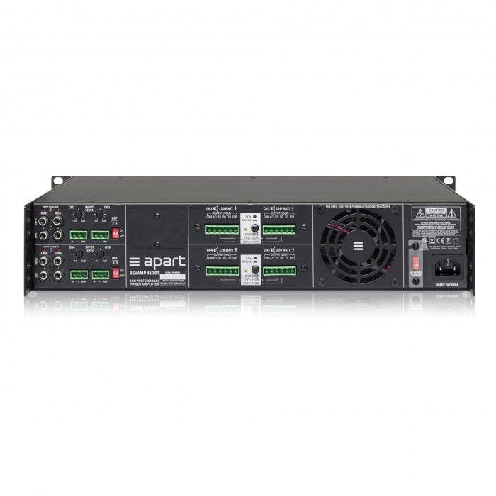 Amplificador Apart Revamp 4120T