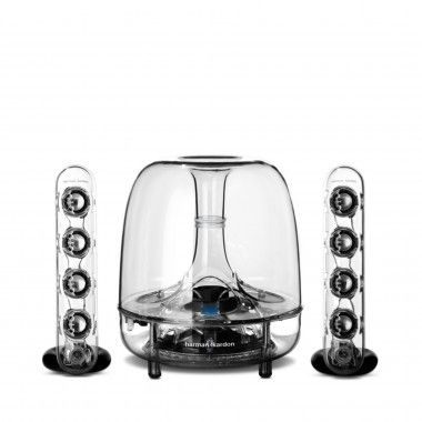 Sistema de colunas bluetooth 2.1 Harman Kardon Soundsticks