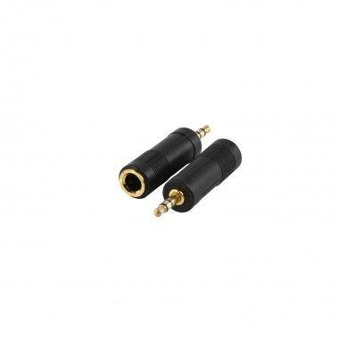 Adaptador Jack Sennheiser 6.3mm para 3.5mm