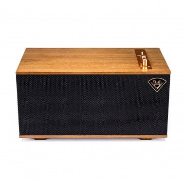 Coluna Wireless Klipsch The Three Walnut
