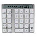 Teclado numérico calculadora Bluetooth