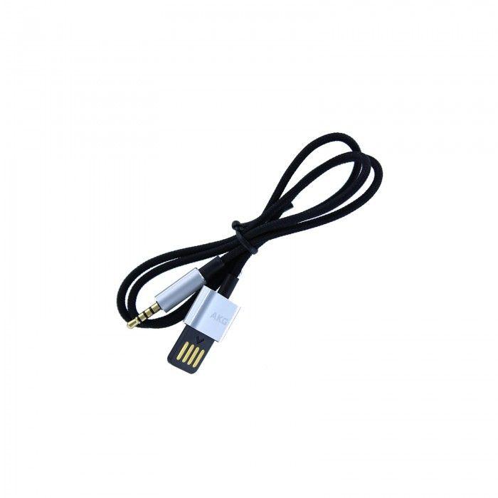 Cabo carregamento USB para AKG N60NC