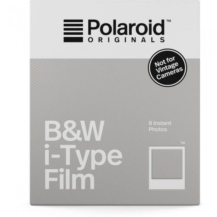 Película Preto/Branco para camera i-Type