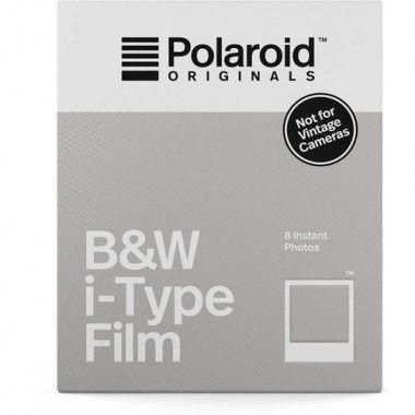 Filme Preto/Branco para camera i-Type
