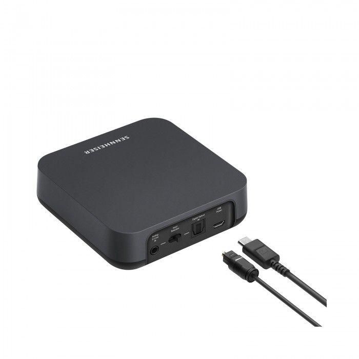 Transmissor áudio bluetooth Sennheiser BT T100