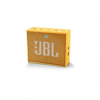 Coluna Bluetooth JBL GO Amarela