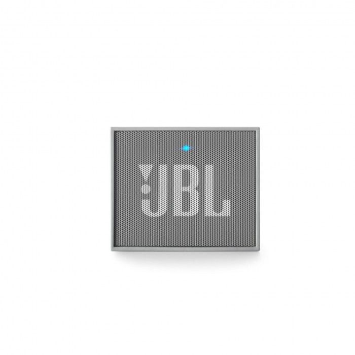 Coluna Bluetooth JBL GO Cinzenta