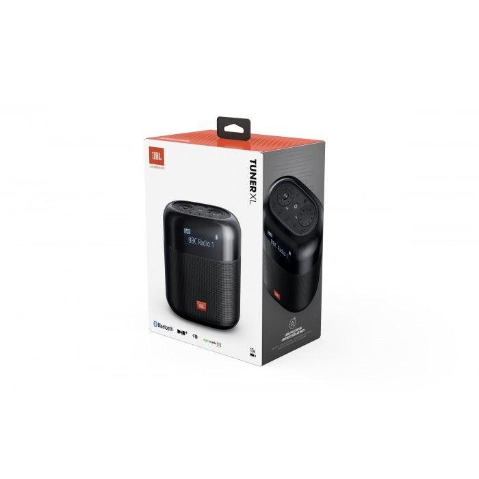 Coluna portátil com rádio JBL Tuner XL