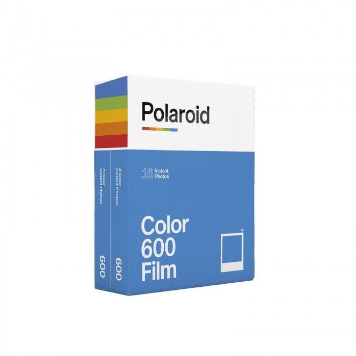 Filme Colorido para camera 600 (Duplo)