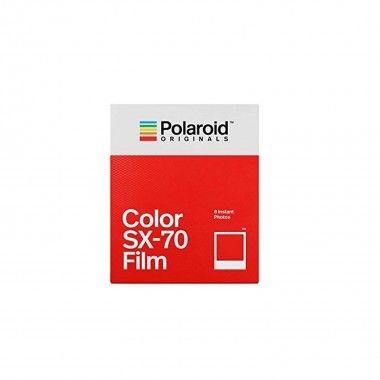 Filme Colorida para Polaroid SX-70
