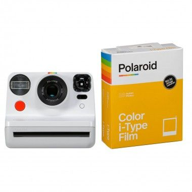Bundle Polaroid Now + Filme