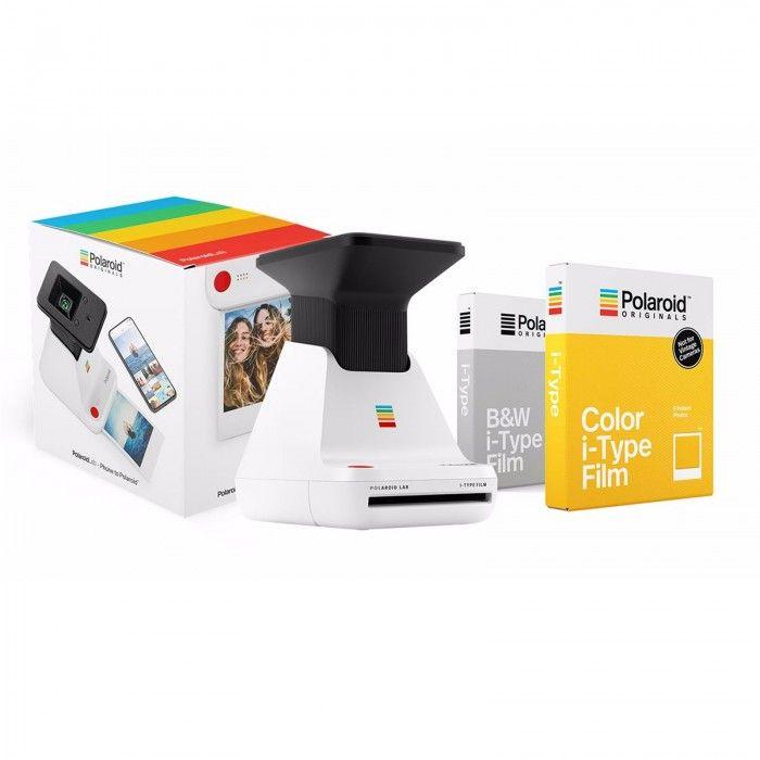 Bundle Polaroid LAB + Filme