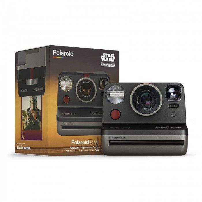 Camera Fotográfica Polaroid Now Mandalorian