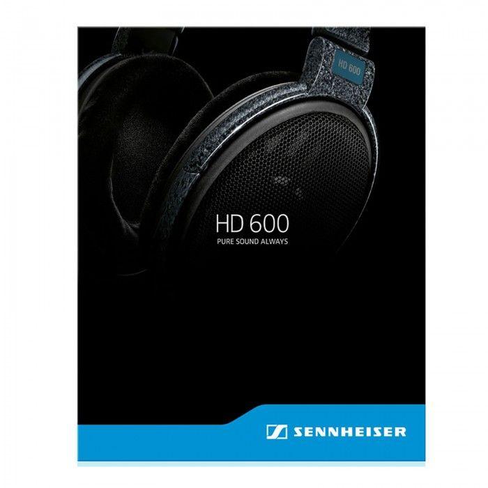 Auscultador Sennheiser HD 600