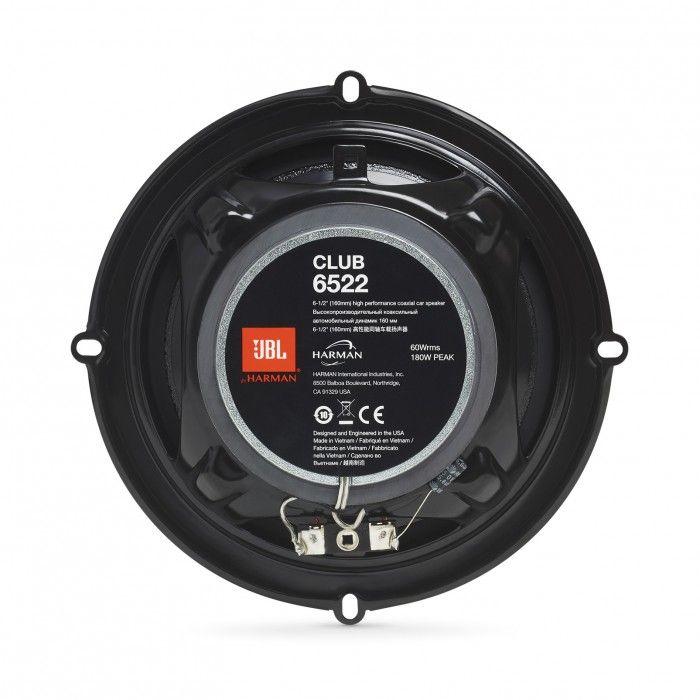 Speaker Auto JBL Club 6522