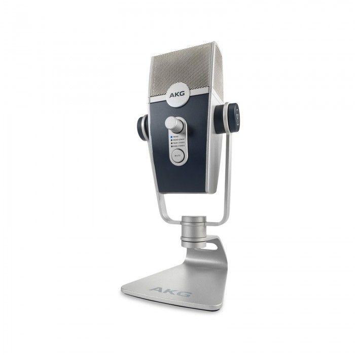 Microfone USB Ultra HD AKG LYRA