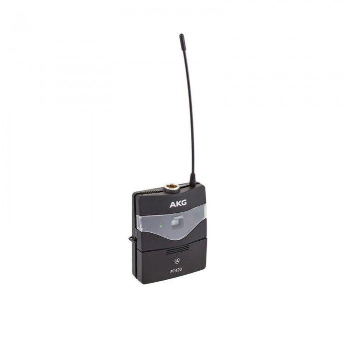 Emissor Portátil AKG PT 420 B1 para WMS 240