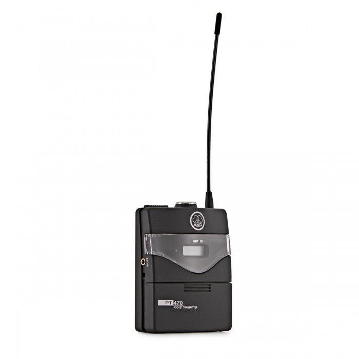 Emissor Portátil AKG PT470 BD7 para WMS470 Banda 7