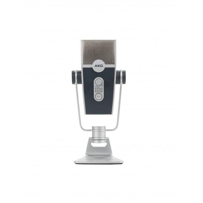 Bundle AKG PODCASTER (Microfone AKG LYRA + Auscultador K371