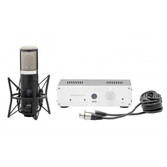 Microfone AKG P820 Tube