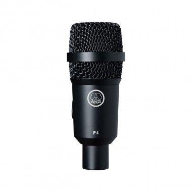 Microfone dinâmico AKG P4