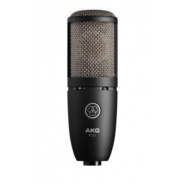 Microfone de condensador AKG P220