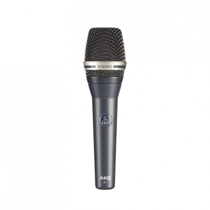 Microfone dinâmico para voz AKG D7