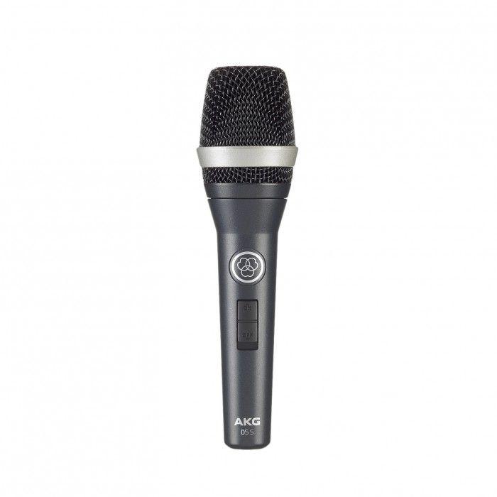 Microfone dinâmico AKG D5 S