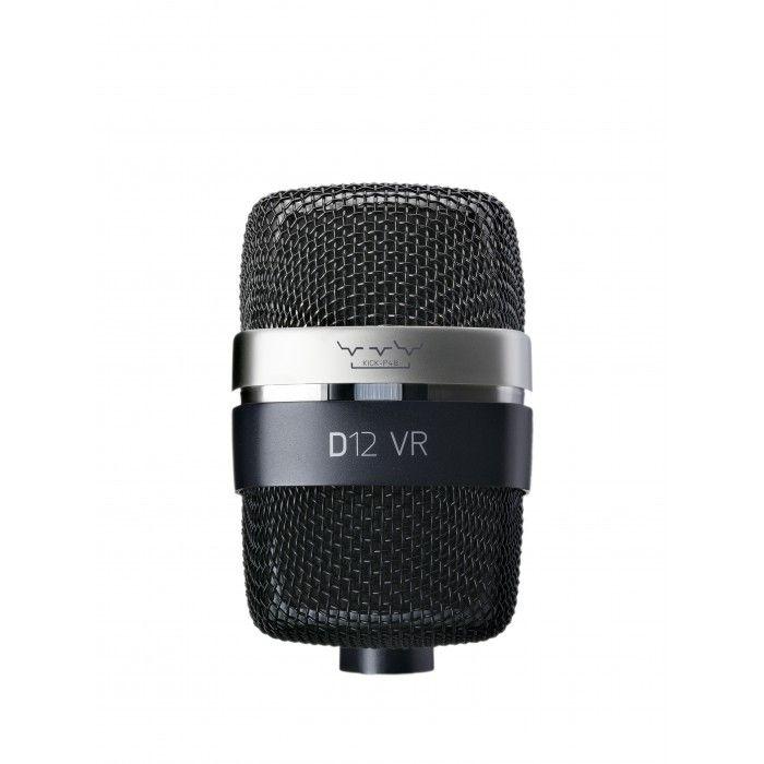 Microfone dinâmico AKG D12 VR