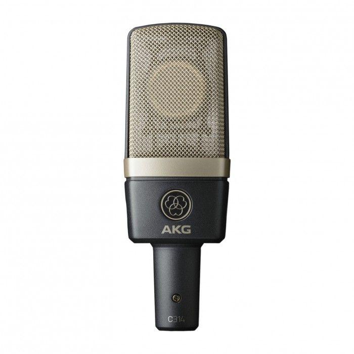 Microfone condensador AKG C314