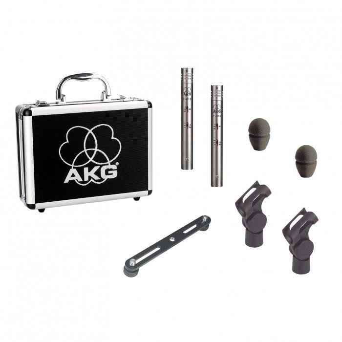 Microfone para Instrumentos AKG C451 B (par)