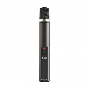 Microfone de condensador AKG C1000S