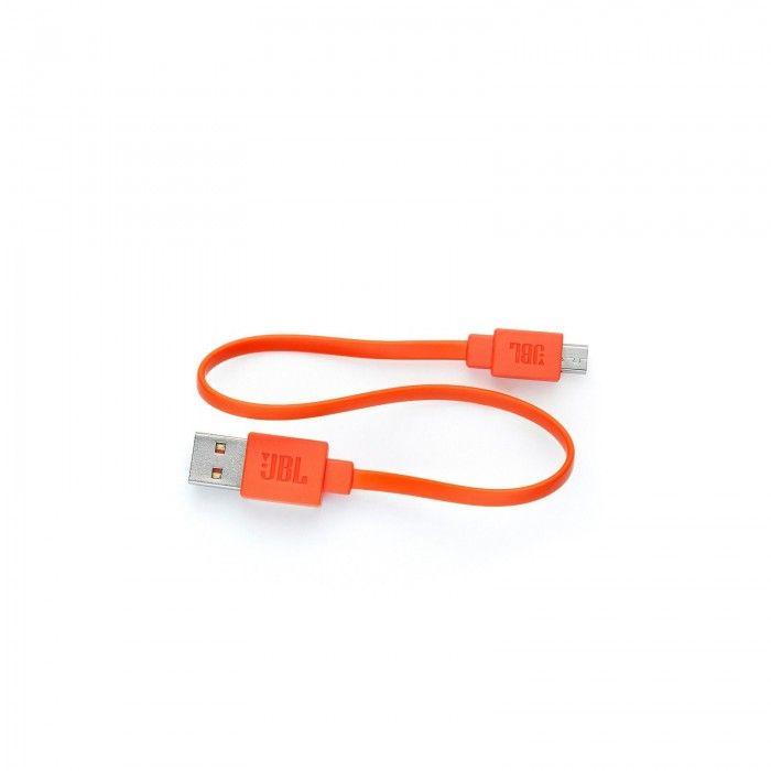 Mini Cabo Micro USB para JBL GO2 e CLIP3