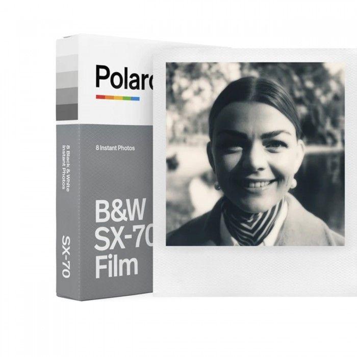 Black and White Film for SX-70 camera