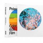 Película de cámara a color de marco redondo 600