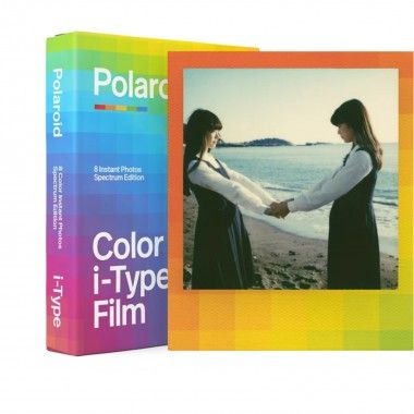 Color film for i-Type Spectrum Edition camera
