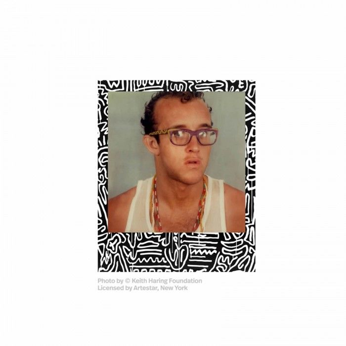 Films for Polaroid I-Type Keith Haring 21 Edition
