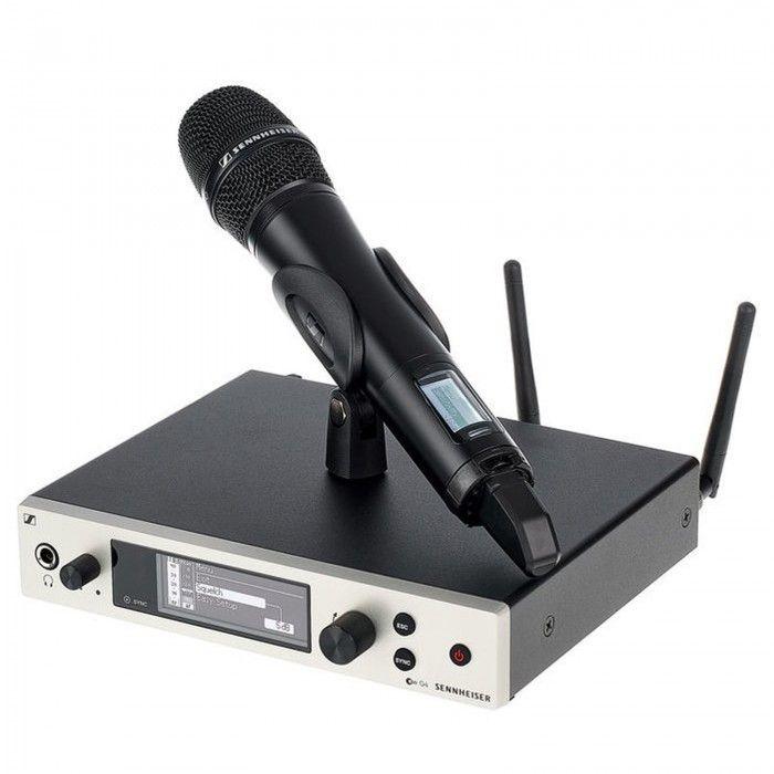 Sistema de mão Sennheiser EW 300 G4-835 AW+