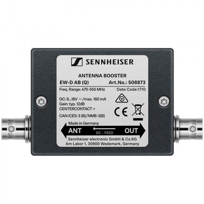 Booster de Antena Sennheiser EW-D AB (Q)