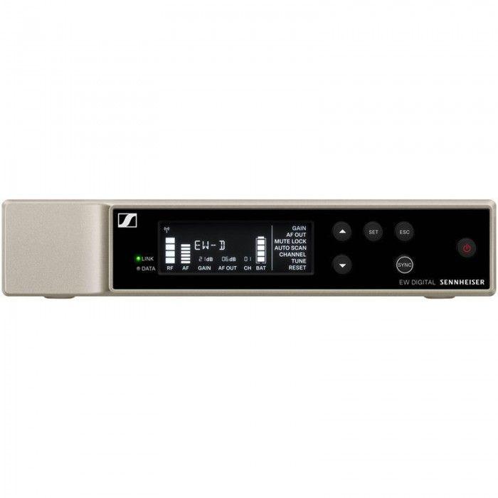 Sistema com pocket sem micro Sennheiser EW-D SK Base