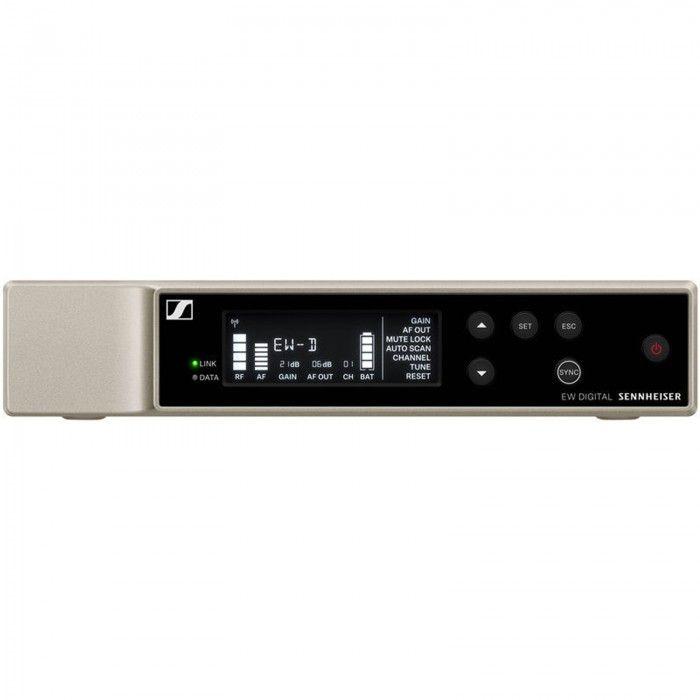 Sistema de mão sem cápsula Sennheiser EW-D SKM-S Base Q