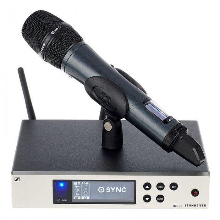 sistema de mão Sennheiser EW 100 G4 935 A