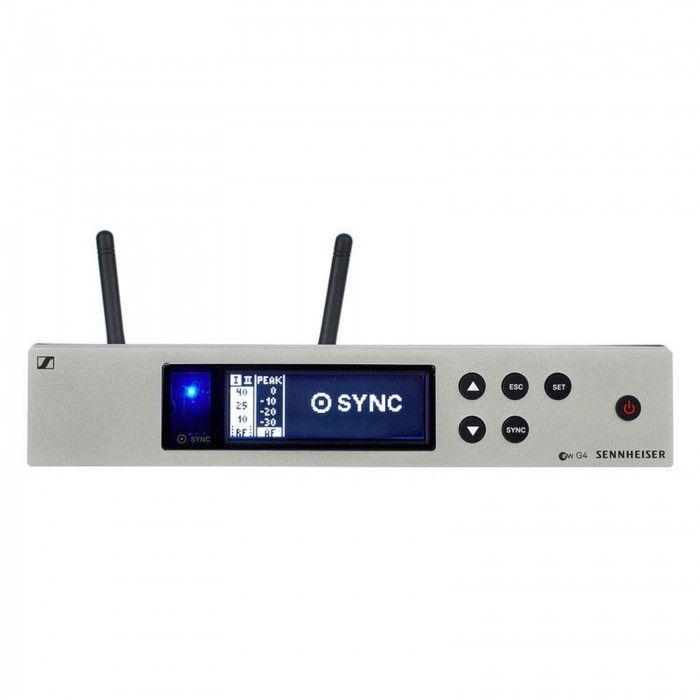 Sistema de lapela Sennheiser EW 100 G4 ME2 A